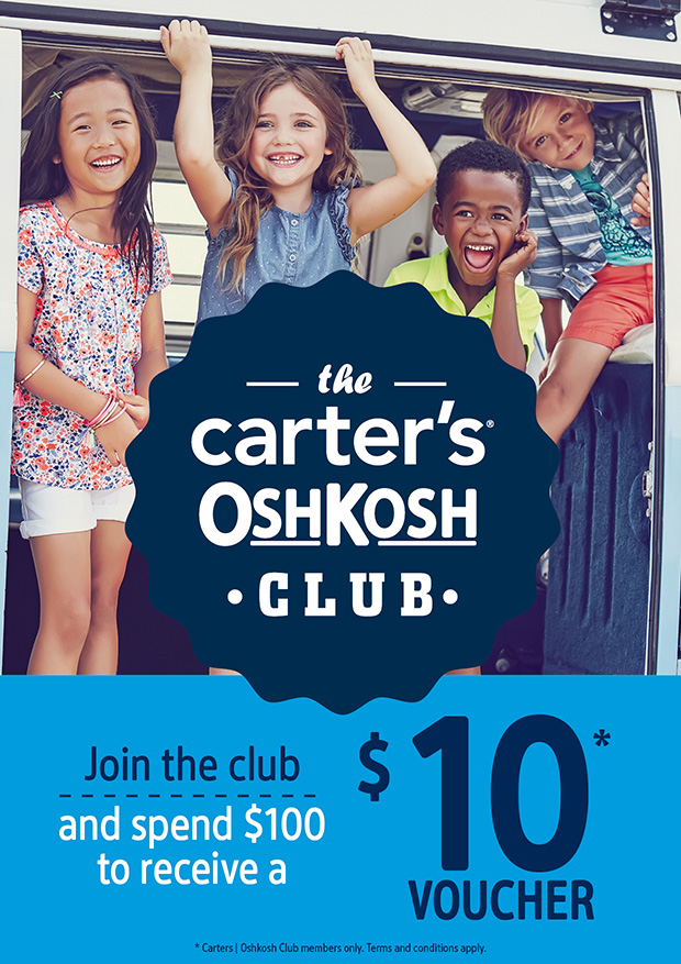 Carter's | Oshkosh Club