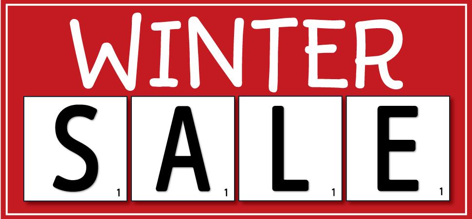 Image result for winter sale banner