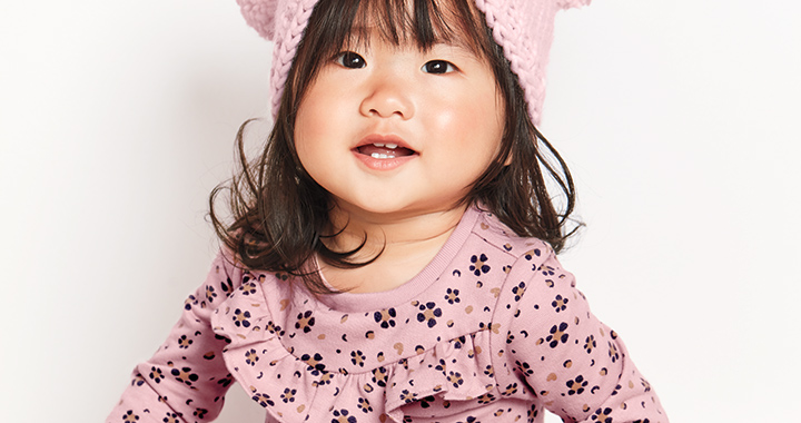 Baby Girl Tops and Tees