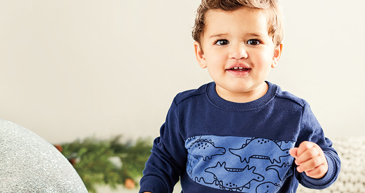 Toddler Boy Carter's Clothing