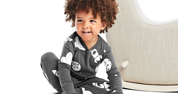 Toddler Boy Pyjamas & sleepwear