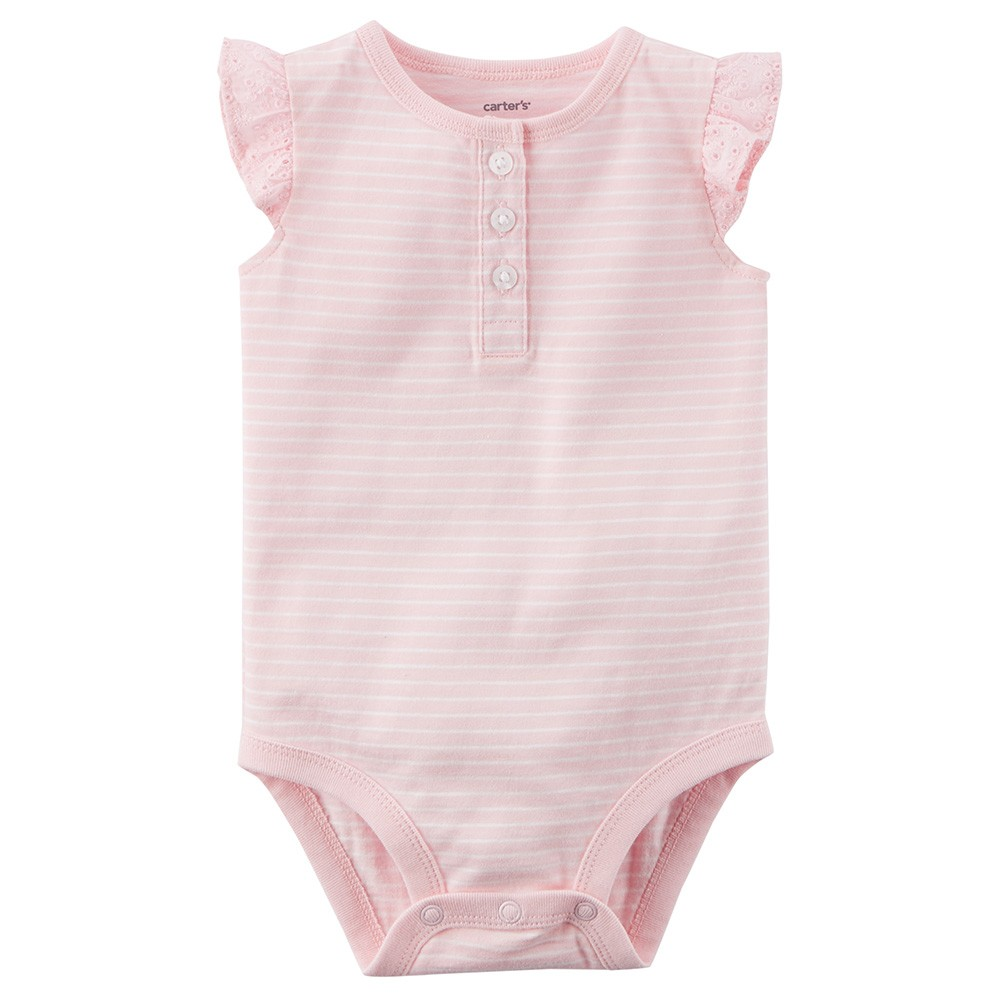 07d323fa0 Carter s Flutter-Sleeve Collectible Bodysuit
