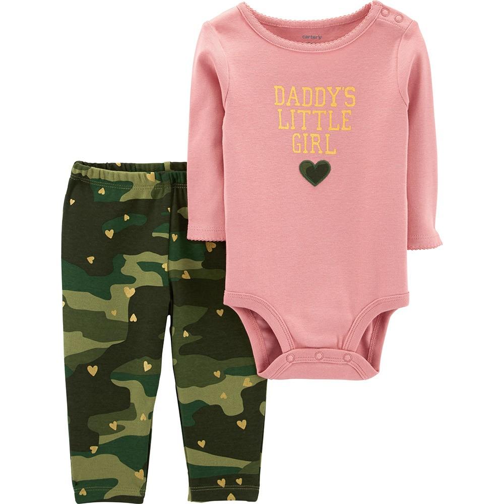 fdf3d1192239 Carter s 2PC Bodysuit   Pant Set