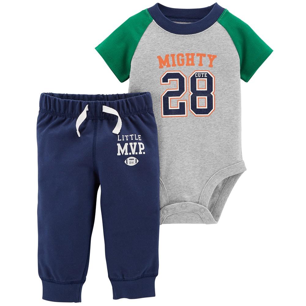 dda369e7f30a Carter s 2PC Bodysuit Pant Set