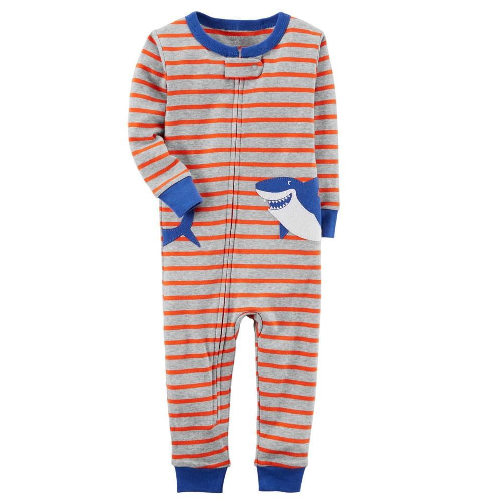 ceeb9cc80386 Carter s Snug Fit Cotton Footless One Piece PJs