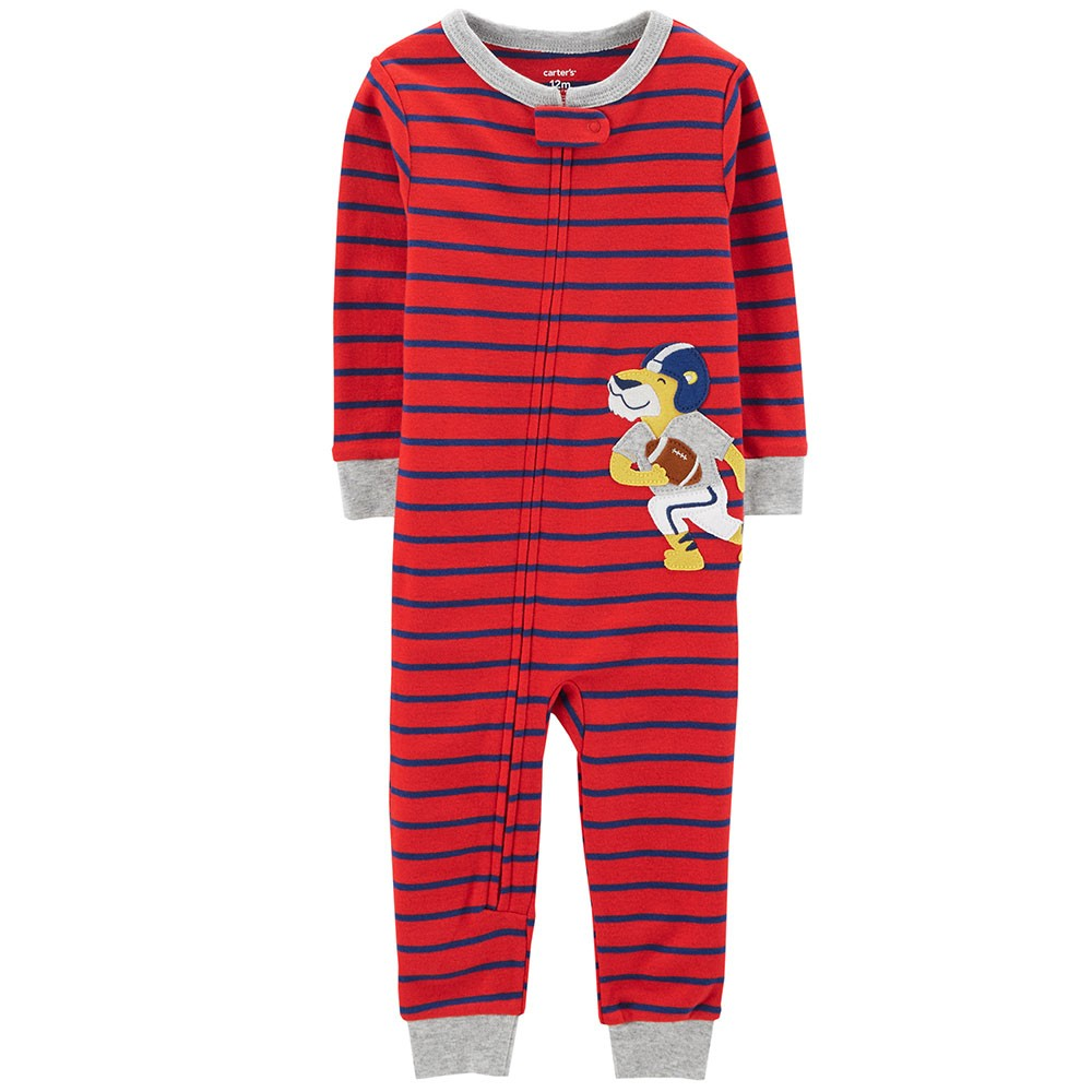 f20e1c62e90d Carter s Snug Fit Cotton Onepiece Footless PJs