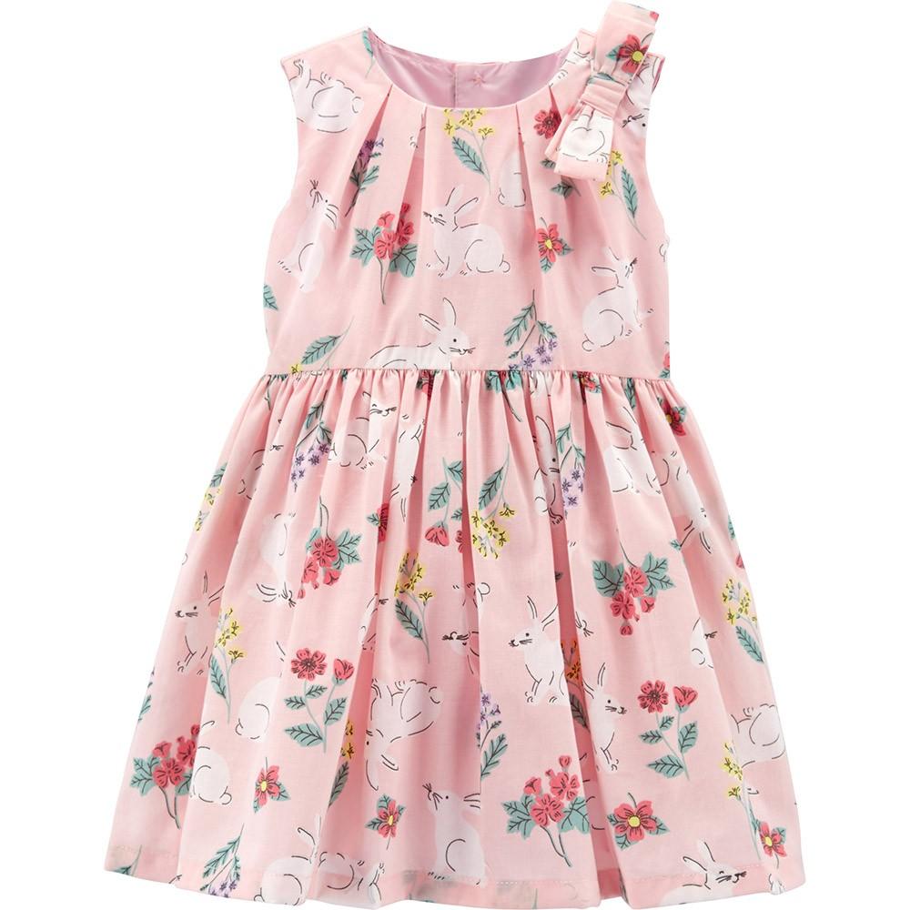 e3b7d938e107a Carter's Floral Lawn Dress - Baby Girl