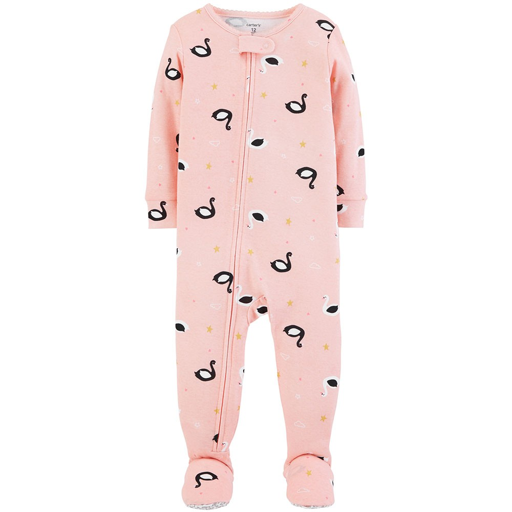 b3910549ca6e Carter s Snug Fit Cotton Onepiece Footed PJs