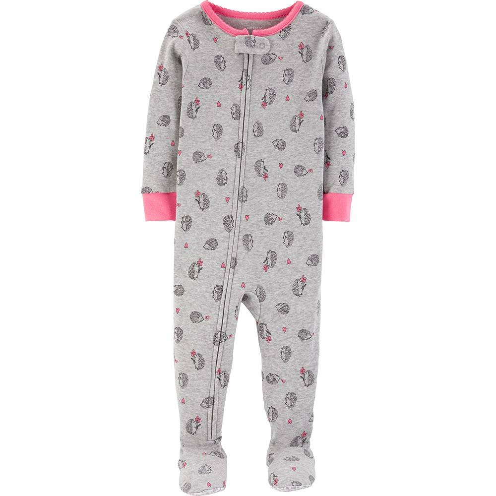 0a487d13f Carter s Snug Fit Cotton Onepiece Footed PJs