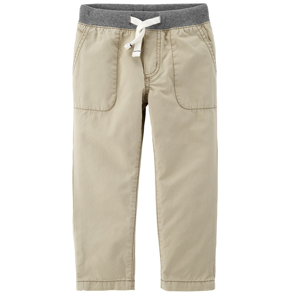 3217980a3fd Carter s Everyday Pull-On Pants - Toddler Boy