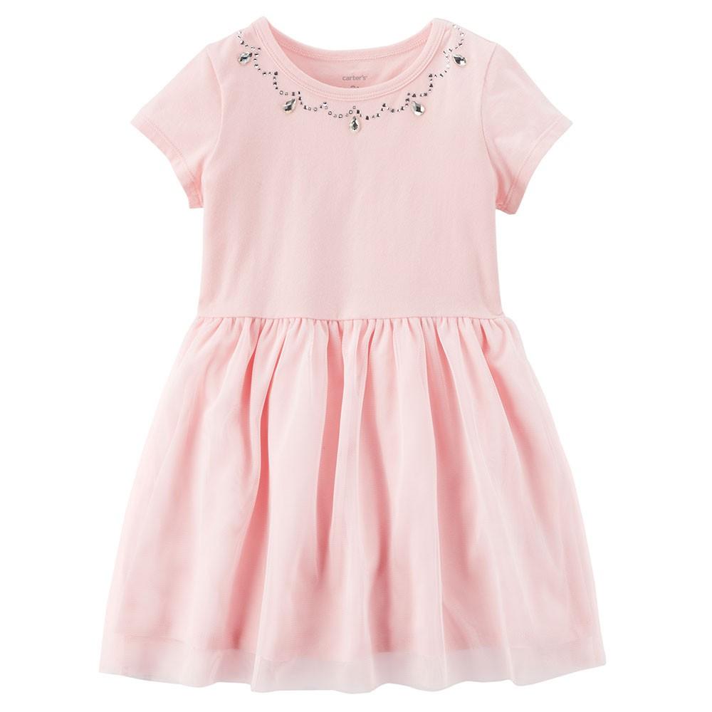 3291bbc370cd Carter's Tutu Jersey Dress - Girl
